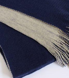 Foulard couleurs unis